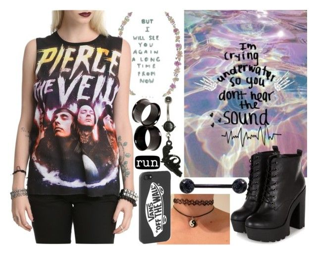 """""""Yeah Boy and Doll Face"""" by bethtojatjar ❤ liked on Polyvore featuring Seletti and Vans"""