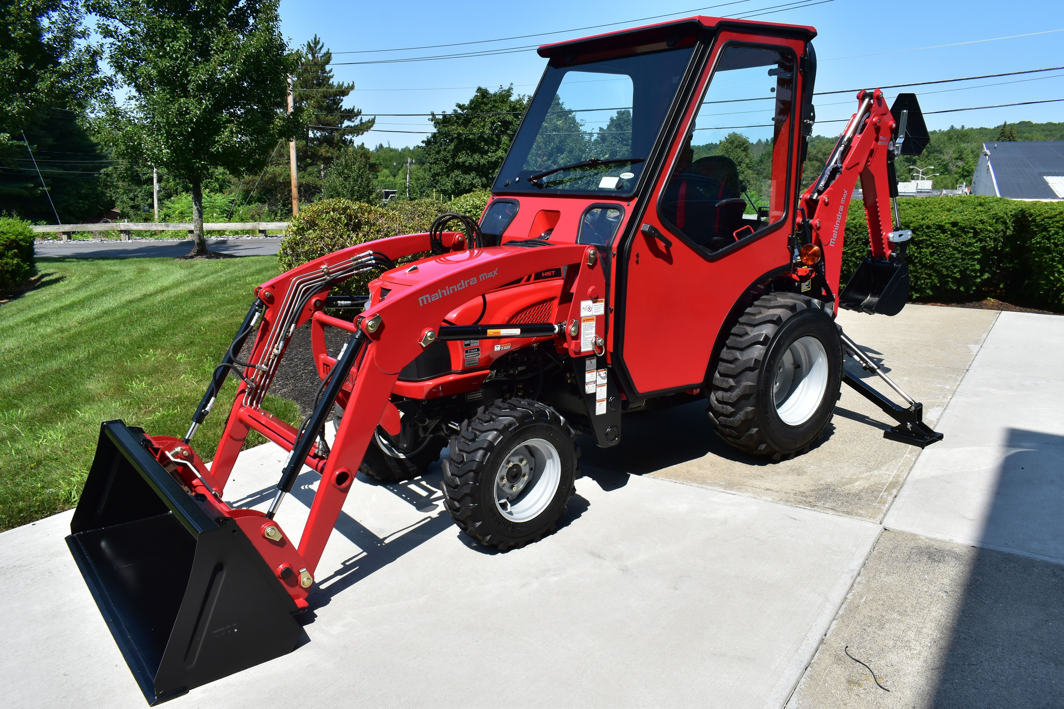 Mahindra Max 26 XLT Cab | Tractor Cabs | Tractor cabs