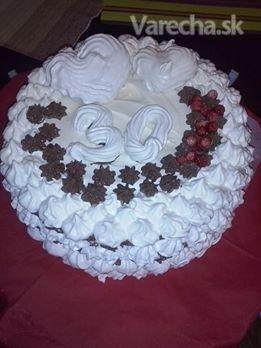 Sušená torta - Recept