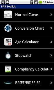 This free android app converts between standard scores