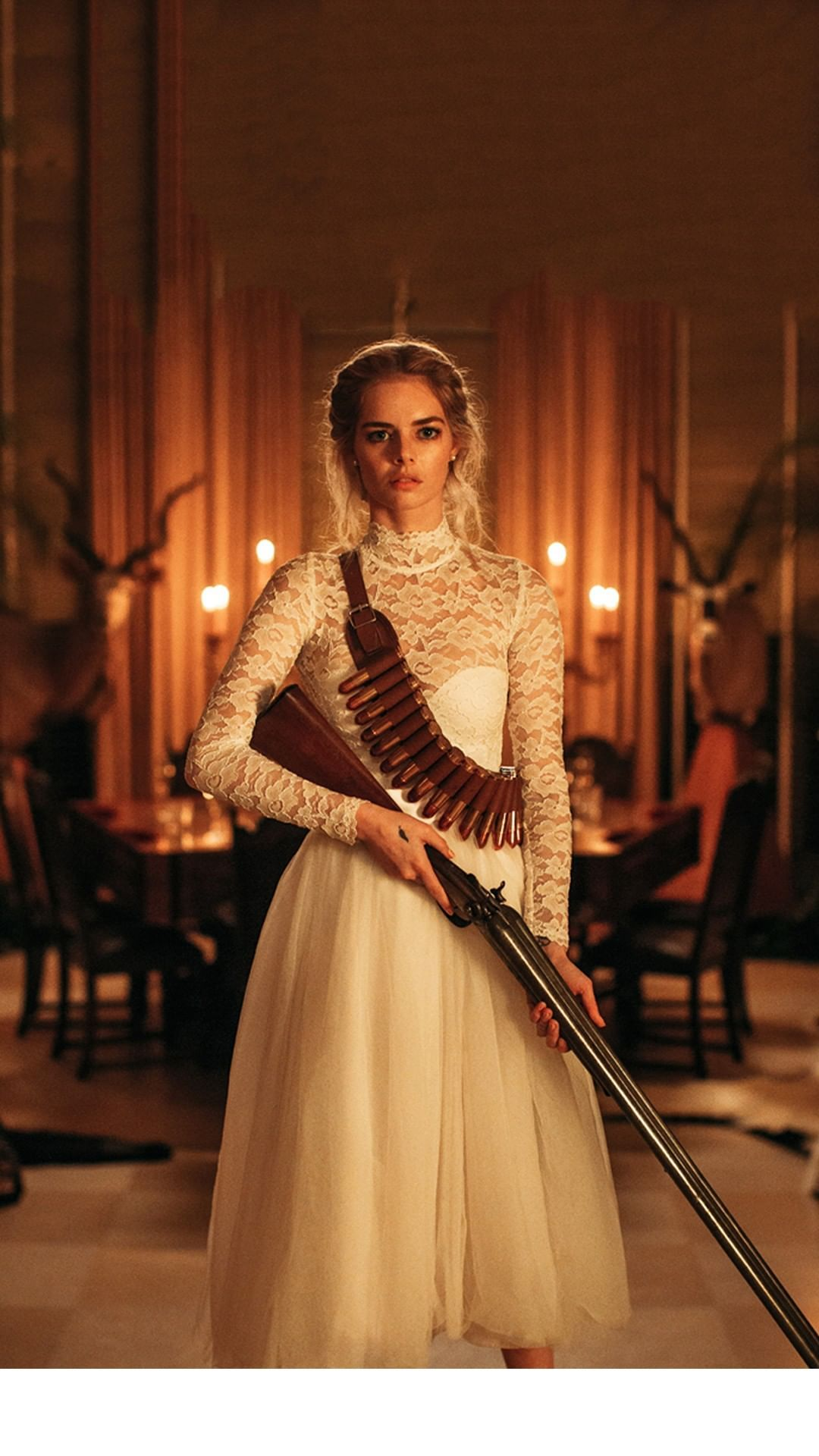 Insider On Instagram In Ready Or Not Samara Weaving Plays A Young Bride Who Is Forced Iconic Movie Characters Horror Movie Scenes Movie Character Costumes