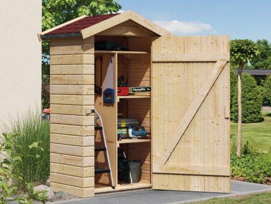 armoire de jardin kumla en bois ep