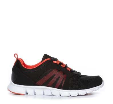 Din Sko Sneakers Sneakers Textil Flerfärgad Svart
