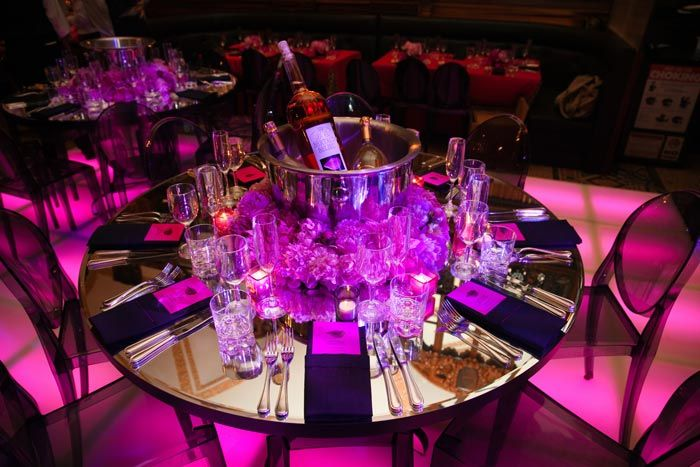 Wish i could do this for the rare fine wine auction for 40th anniversary party decoration ideas