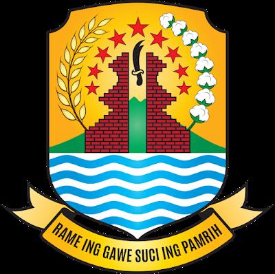 Lambang Kabupaten Cirebon Jawa Barat