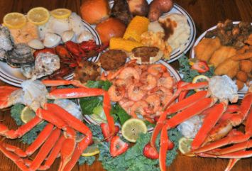 Preston S Restaurant Best Seafood Buffet North Myrtle Beach Sc