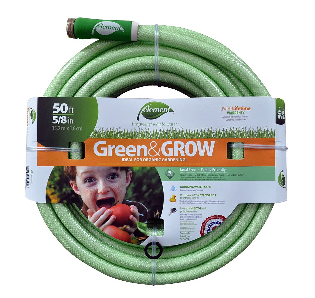 Colorite Element Green And Grow Lead Free Drinking Water Safe by Water Hose  sc 1 st  Pinterest & Quality tough tools make garden tasks easier including garden ...