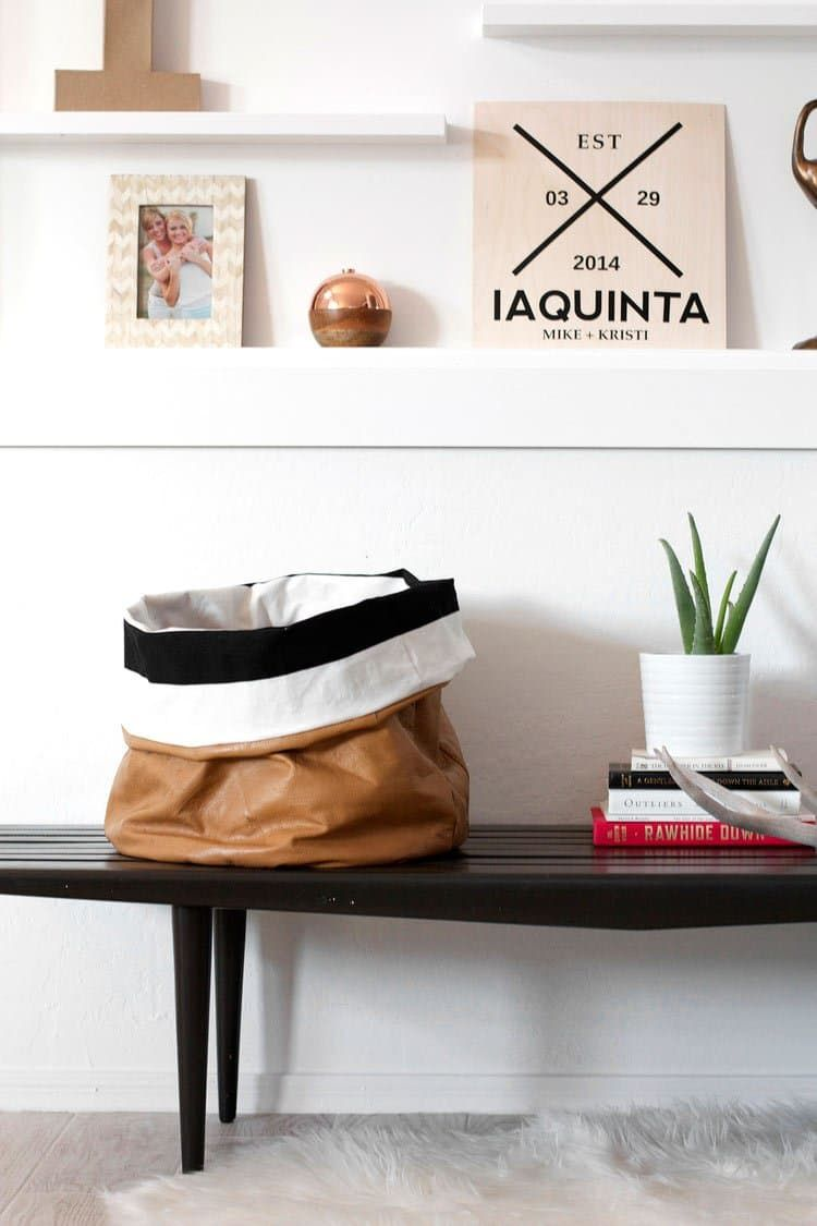 Your New Hobby: 7 DIY Leather Working Projects (That Don't Look DIY)