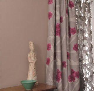 Rangoli Grey  Linen Union  www.camillabrent-smith.co.uk