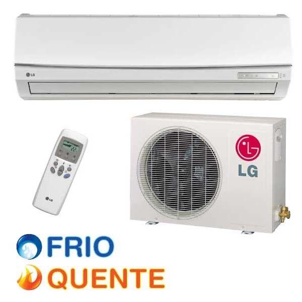 Ar Condicionado 07 300 Btu H Lg Hi Wall Quente Frio 220v Frio Ares
