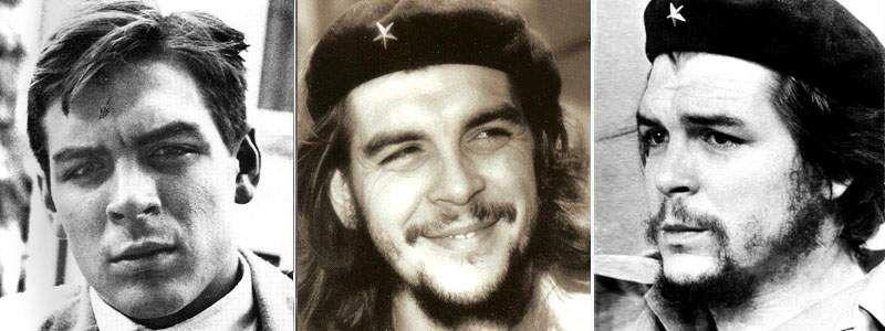 قراءة لوجه جيفارا Che Guevara مدونة أسرار الوجه Historical Figures Che Guevara Historical