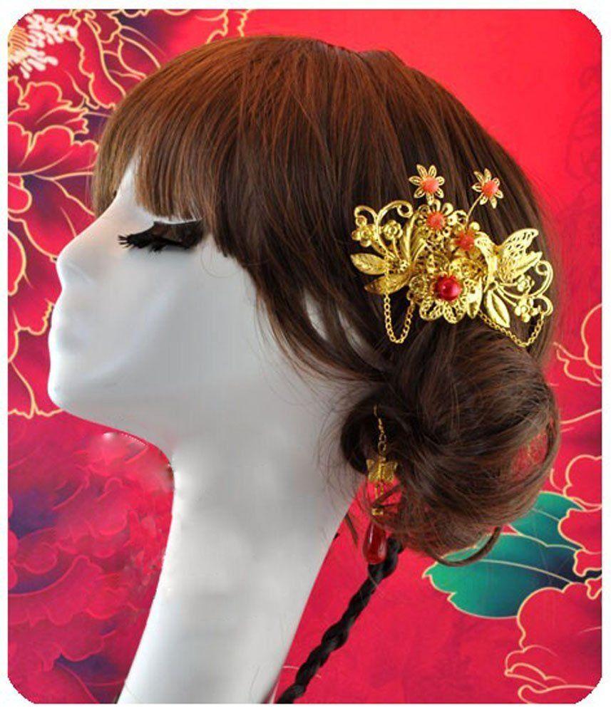 amazon : set of 2 charming traditional chinese wedding