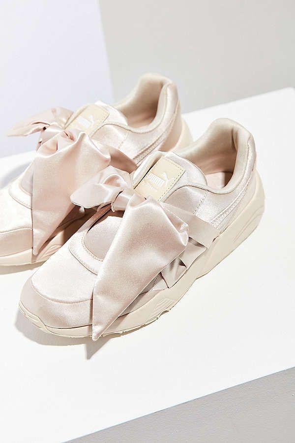 puma chaussures femes noeud