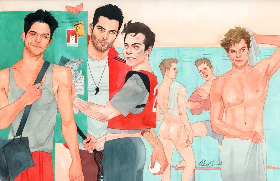 Comic book gay