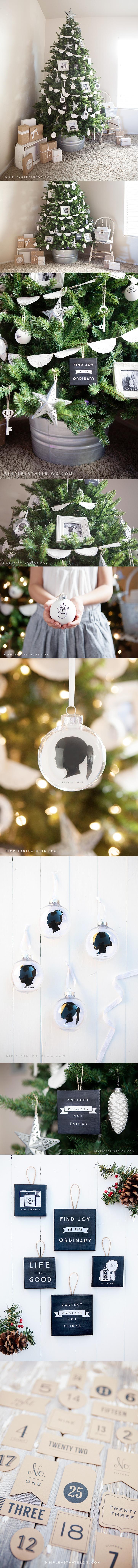 El árbol de Navidad de los recuerdos