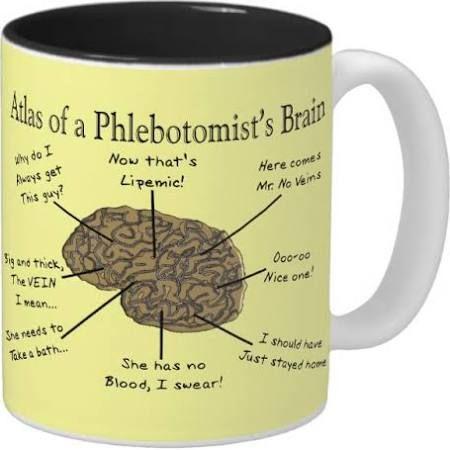 phlebotomist mugs - Google Search