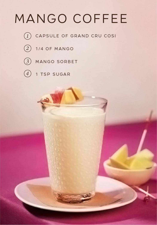 Mango Coffee Resep Resep minuman, Resep, Minuman