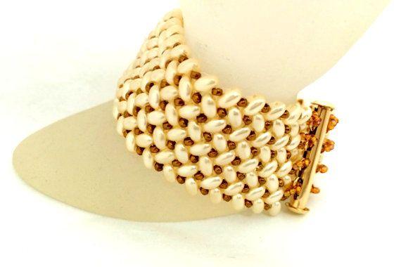 Bridal Bracelet / Wedding Bracelet  / Wedding Jewelry by Ranitit