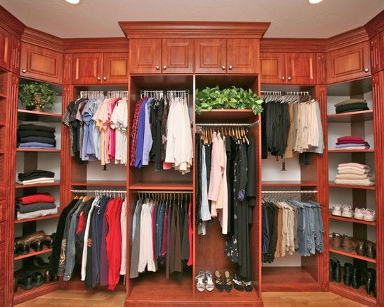 Awesome Closet Design   Nice For Small Walk In Closets