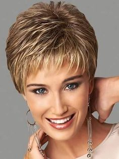 Pin On Short Haircuts For Sassy Women Of A Certain Age
