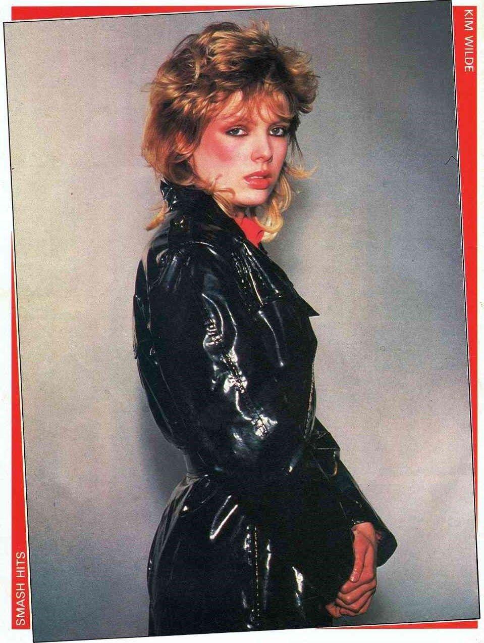 Top Of The Pops 80s Kim Wilde Rocker girl, Kim, Pop star