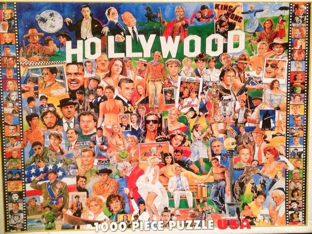 FAMOUS PEOPLE puzzle games - 29 jigsaw puzzles to play ...