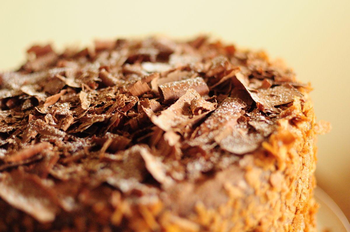Cuisine De Rachel | Layer Cake A La Mousse Au Chocolat De Rachel Allen Blog De