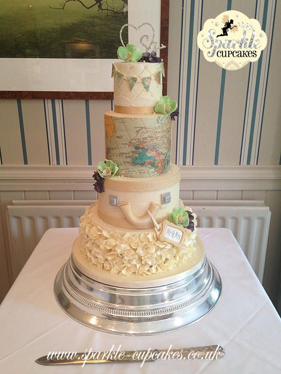 Intercontinental city stars wedding cakes