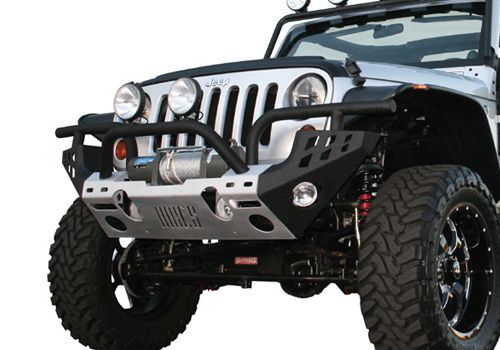 Choosing The Best Bumpers For Your Jeep Offroad Jeep Jeep