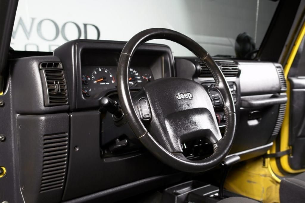 Customized 2006 Jeep Wrangler Sport Interior View Starwood Motors The 2006 Jeep Collection