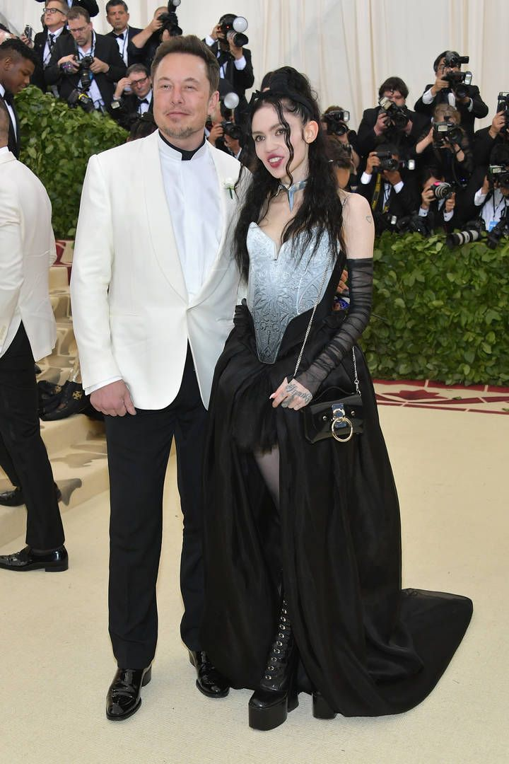 Elon Musk Announces Arrival Of Baby With Girlfriend Grimes