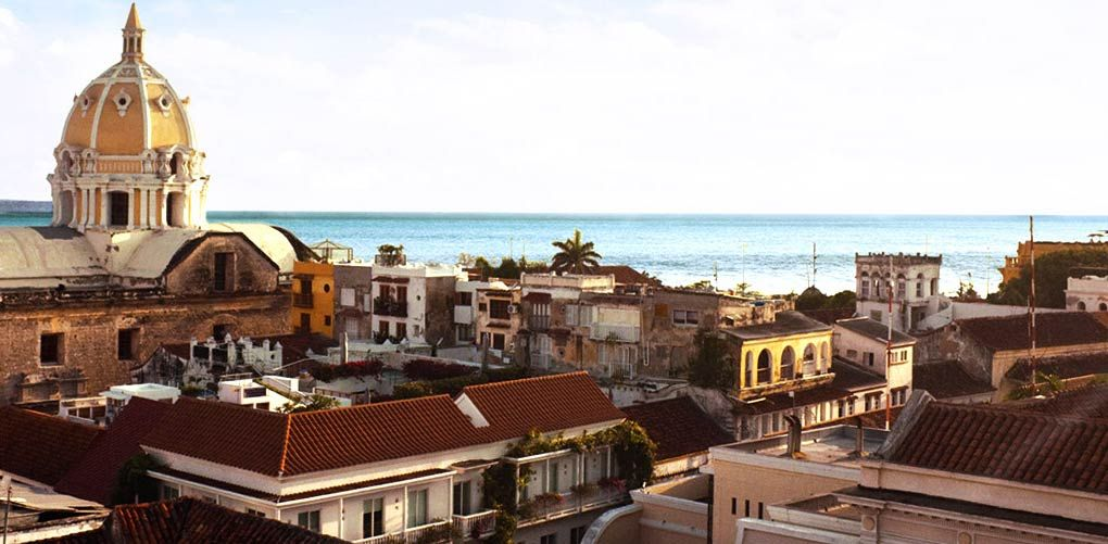 CARTAGENA, COLOMBIA  If old-world cities like Barcelona are your style, this South American locale should be next on your list.
