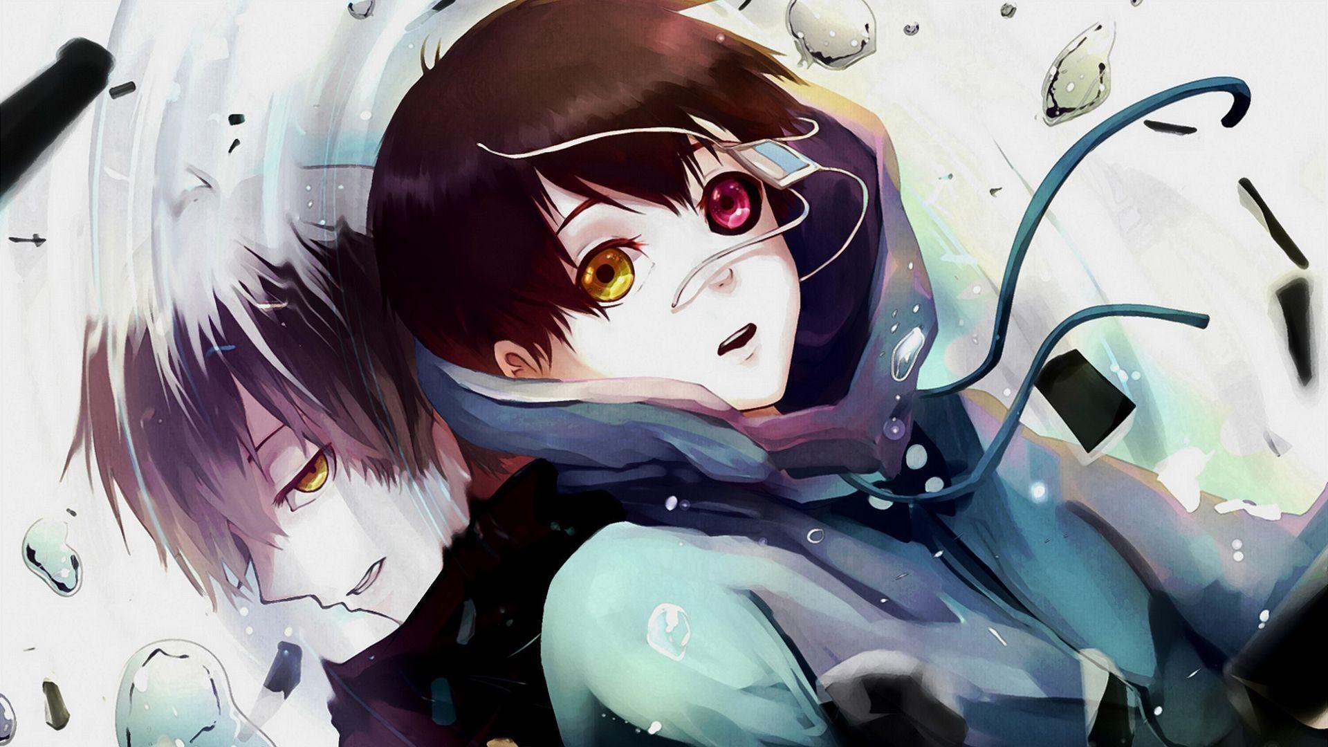 Anime tokyo ghoul ken kaneki wallpaper tokyo ghuol - Tokyo anime wallpaper ...