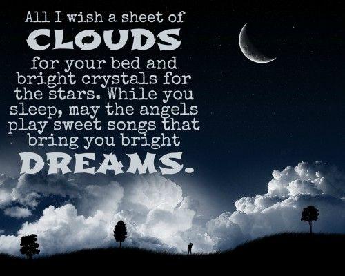 55 Good Night Quotes For Him Herinterestcom Inspiration