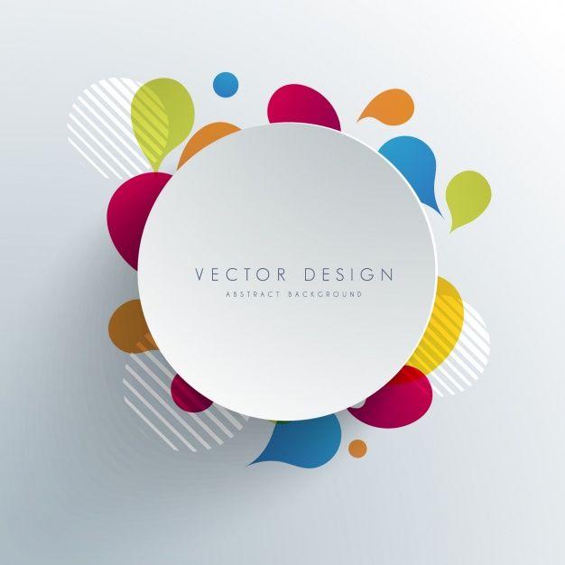 Baixe Projeto Colorido Fundo Gratuitamente Background Design Vector Poster Background Design Background Design