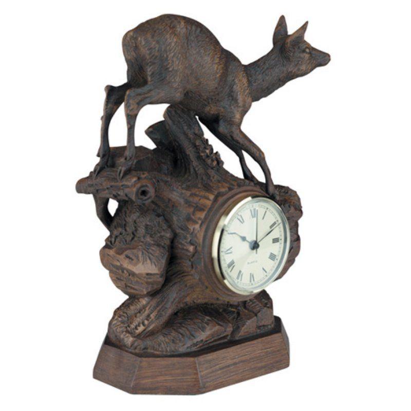 Doe Desktop Clock - 0129-Z