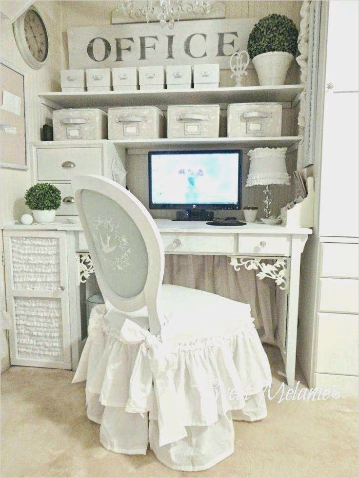 41 Stunning Shabby Chic Office Makeover Ideas