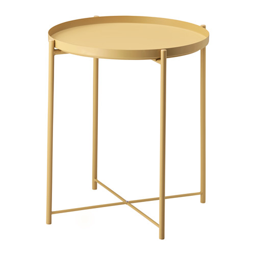 Ikea Gladom Dark Green Tray Table In 2019 Ikea Tray Table