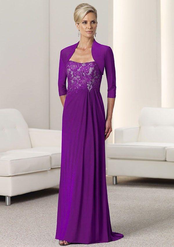 This Purple Garment Maxi Dresses Dress Suits Sundress Funeral Middle ...