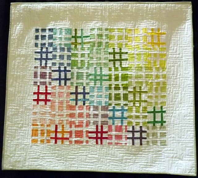IQF Chicago 2013 - The 48 Pound Quilt by Tanya Finken by Piecemeal ... : piecemeal quilts - Adamdwight.com