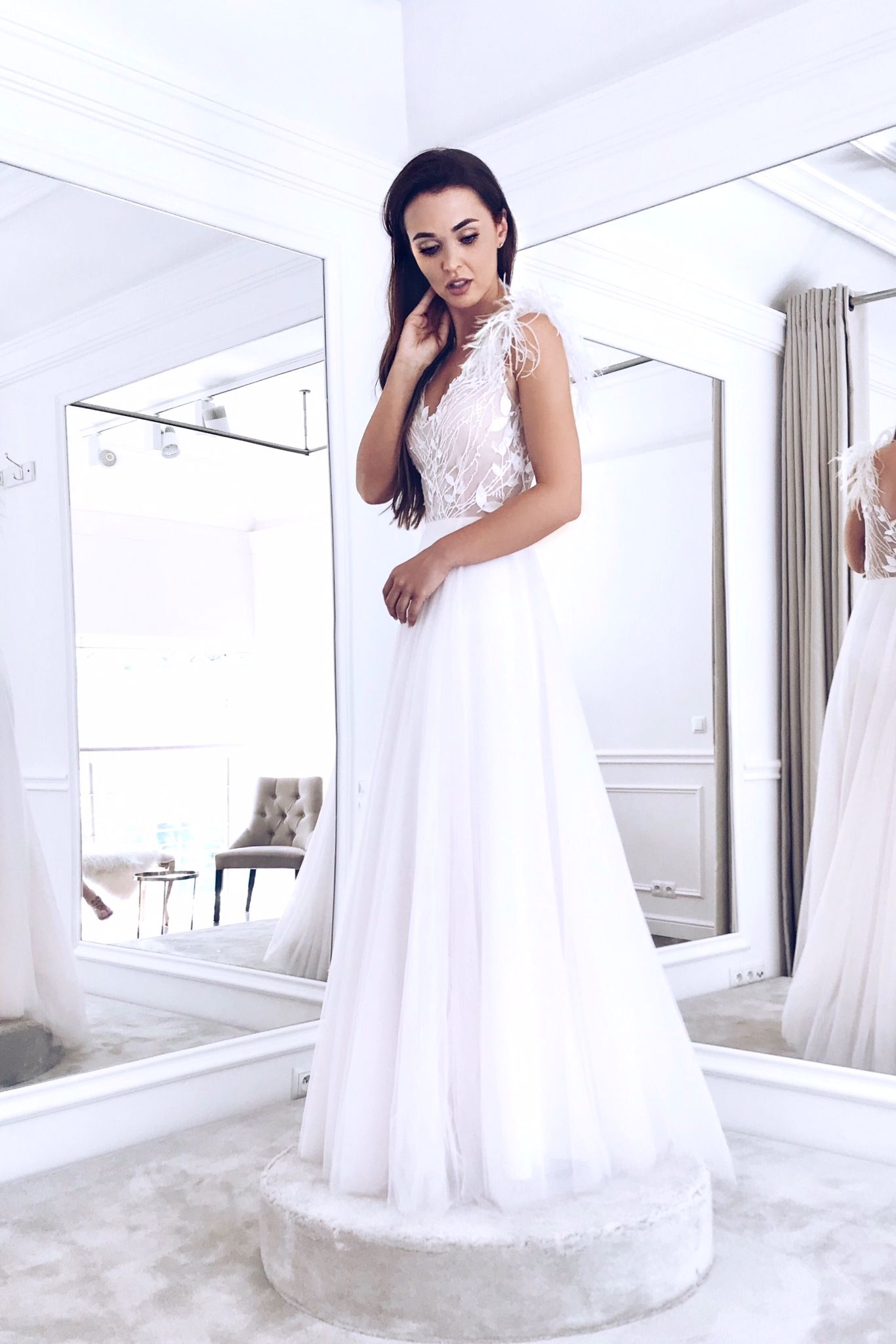 Tom Sebastien Bride Wedding Dress 2018 Tom Sebastien Couture Hand