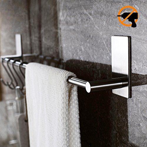 Kitlit Handtuchhalter Handtuchstange Spültuchhalter Bad Küche - handtuchhalter für küche