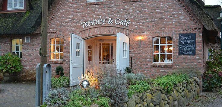 Ferien auf Föhr Insider Cafe Ferienhaus ostsee