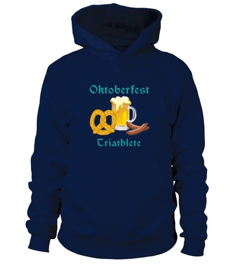 # OKTOBERFEST TRIATHLETE FOOD BEER PRETZEL .  OKTOBERFEST TRIATHLETE FOOD BEER PRETZEL Solid colors: 100% Cotton; Heather Grey: 90% Cotton, 10% Polyester; All Other Heathers: 65% Cotton, 35% PolyesterImportedMachine wash cold with like colors, dry low heat