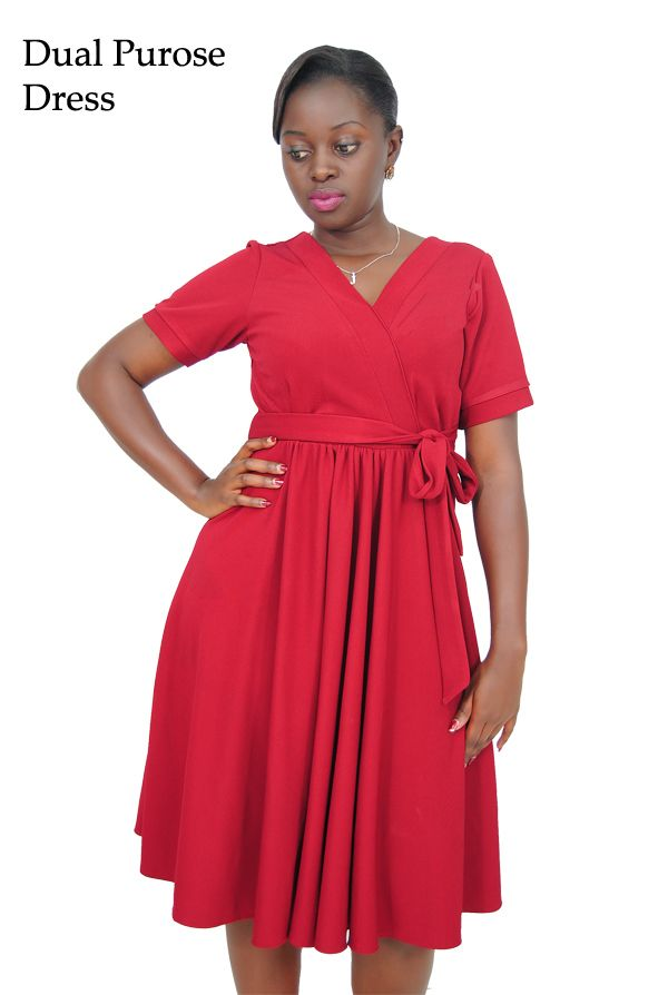33db5bafb15 Maternity dresses in Kenya that can be worm both during and after pregnancy.