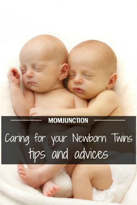 4 essential tips on how to care for newborn twins