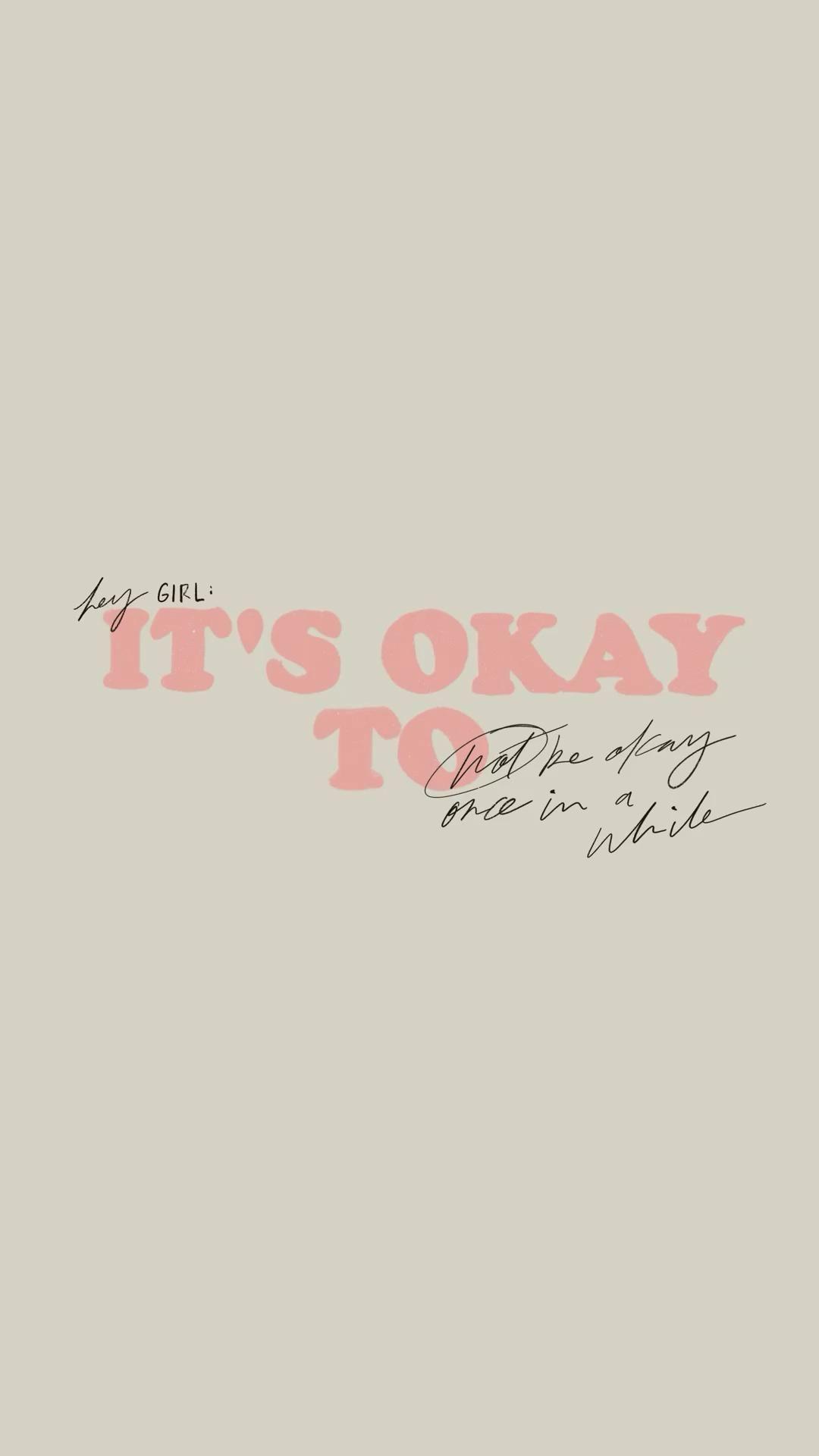 It's ok 🙃