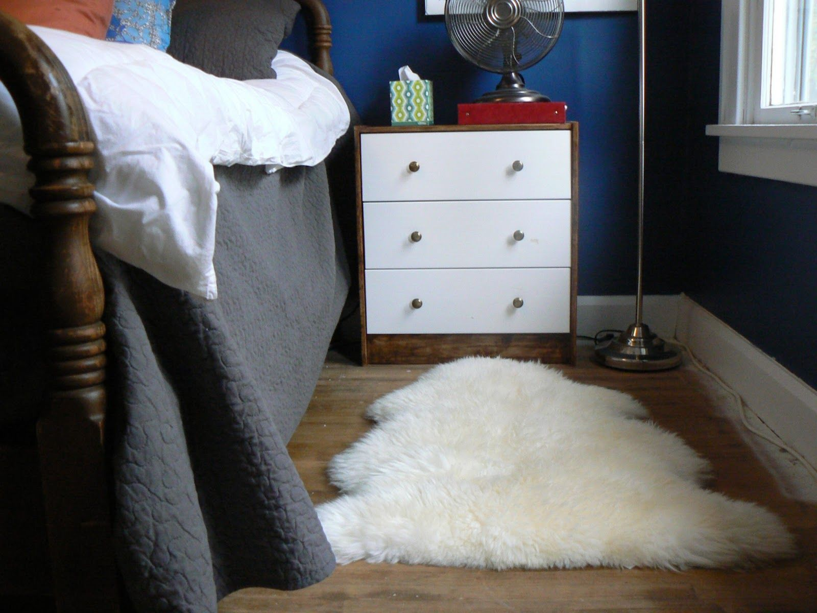 How to Clean a Sheepskin Rug Little House Design