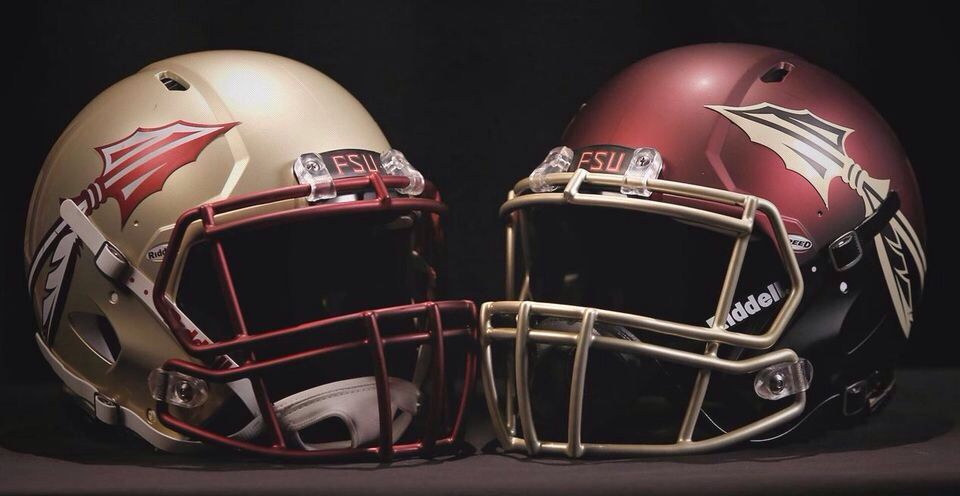Fsu Seminole S New Helmets Fsu Football Florida State Seminoles Football Football Helmets