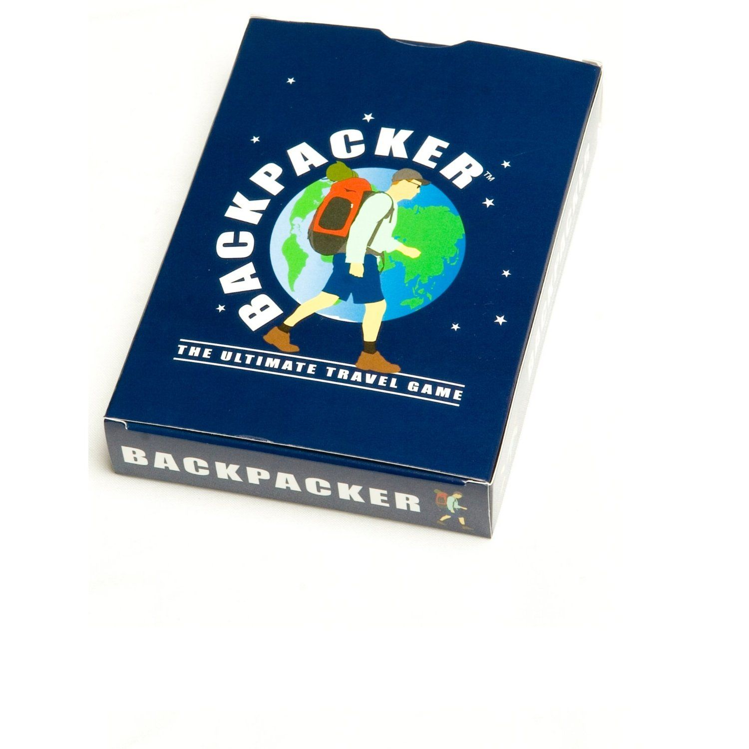 """Keep entertained on your gap year travels with """"Backpacker - The Ultimate Travel Game"""". Described as """"fun, exciting, fast changing and very addictive""""!  http://www.travelpresents.co.uk/#!gap-year-gifts/cdbz"""